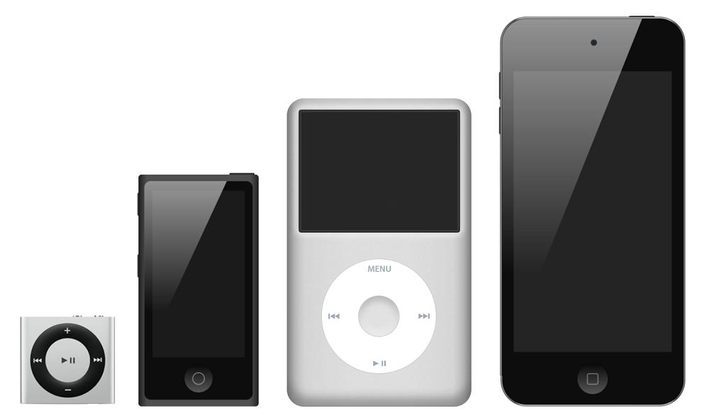 iPod_Family