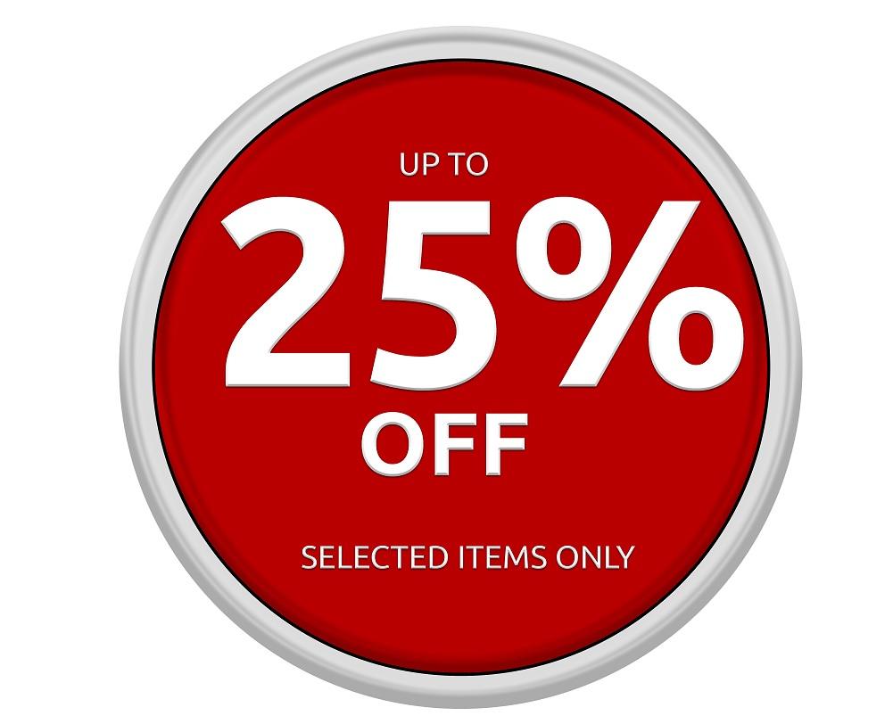 25_Percent_Discount